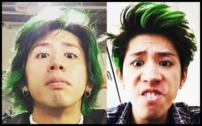 one ok rock takaの髪型画像まとめ!一番かっこいいと人気なのは…緑色、グリーン