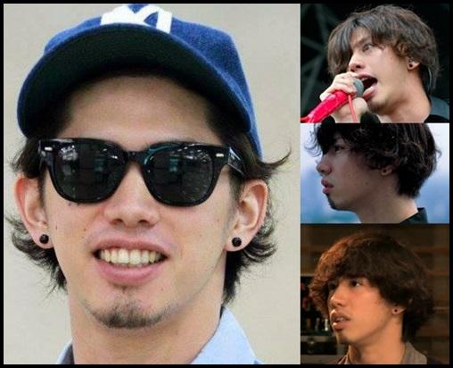 ONE OK ROCK Takaのピアスに腕時計!財布や靴のアクセサリーまとめ,小さい黒ピアス