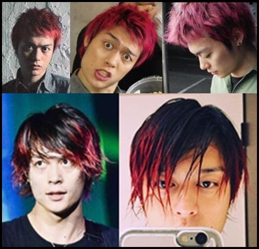 ONE OK ROCK Toruの髪型で1番人気は?短髪orパーマor髪色?【画像】赤髪
