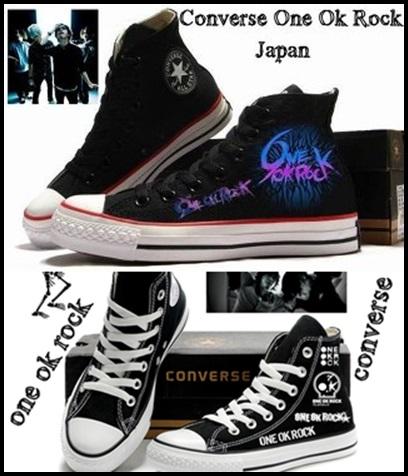 ONE OK ROCK Takaのピアスに腕時計!財布や靴のアクセサリーまとめ、converse