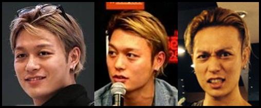 ONE OK ROCK Toruの髪型で1番人気は?短髪orパーマor髪色?【画像】アップバング、金髪