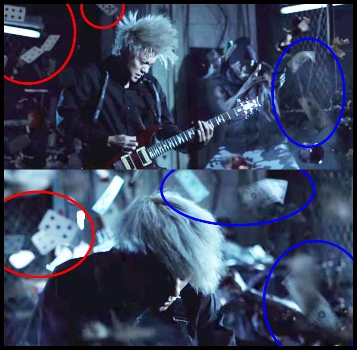 ONE OK ROCKのCry outの歌詞と和訳!PVに隠された意味がヤバい…トランプ、ドル札、Toru