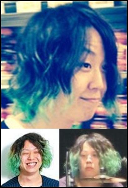 ONE OK ROCK Tomoyaの髪型画像まとめ!やっぱり可愛いと話題にwww毛先緑
