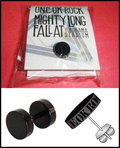 ONE OK ROCK Takaのピアスに腕時計!財布や靴のアクセサリーまとめ,黒ピアス、グッズ