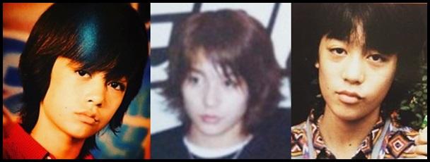 one ok rock toruのイケメン画像!昔から変顔もメガネもかっこいい,heads、昔、中1
