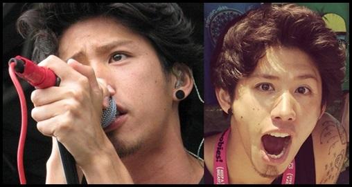 ONE OK ROCK Takaのピアスに腕時計!財布や靴のアクセサリーまとめ,大きい黒ピアス
