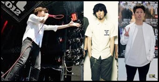 ONE OK ROCK Takaのファッションまとめ!黒色以外もおしゃれ!白シャツ