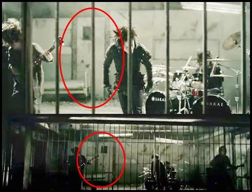ONE OK ROCK【Deeper Deeper】のPV意味!黒い玉と少年の正体は?扉が