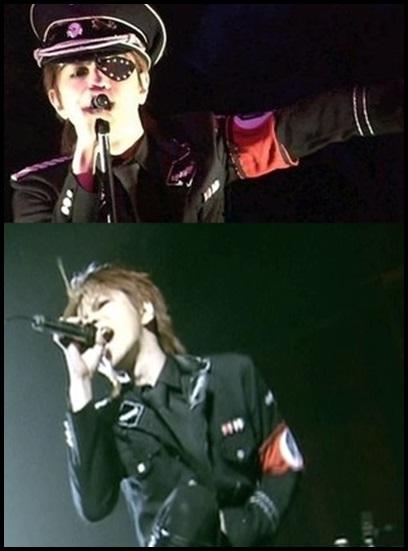 ONE OK ROCK Takaのファッションにフリーメイソン?腕のバンダナが…L'Arc~en~Cielラルク