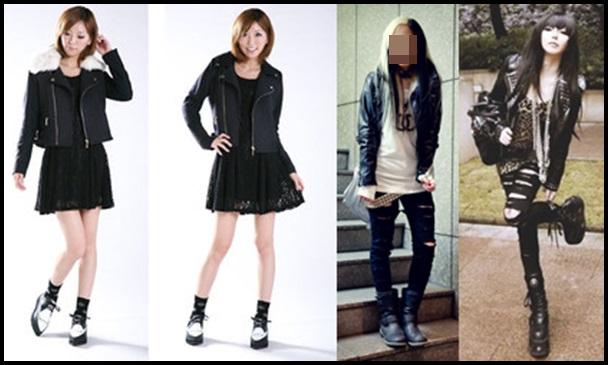 ロック女子がアツい?服装や髪型!人気ファッションブランドまとめ2