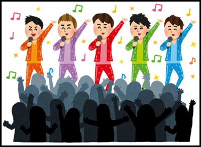 ONE OK ROCKが顔ファン急増でアイドル化?アイドルとバンドの違い!2