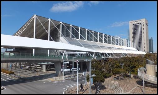 幕張メッセの最寄り新幹線はどこ?最寄駅の出口と徒歩での行き方も!1